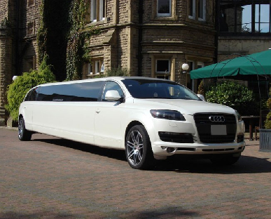 Limo Hire in Swansea