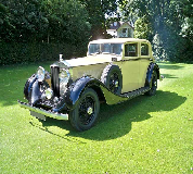 1935 Rolls Royce Phantom in Swansea