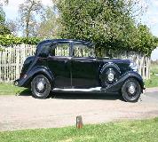 1939 Rolls Royce Silver Wraith in Swansea