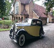 1950 Rolls Royce Silver Wraith in Swansea