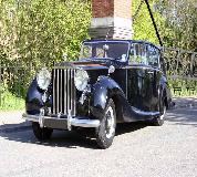 1952 Rolls Royce Silver Wraith in Swansea