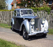 1954 Rolls Royce Silver Dawn in Swansea