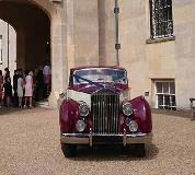 1955 Rolls Royce Silver Wraith in Swansea