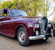 1960 Rolls Royce Phantom in Swansea
