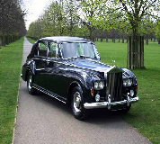 1963 Rolls Royce Phantom in Swansea