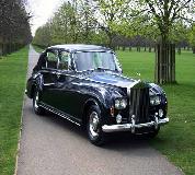 1963 Rolls Royce Phantom in Swansea