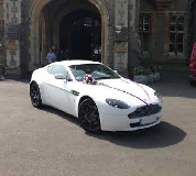 Aston Martin Vantage Hire  in Swansea