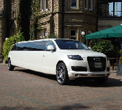 Audi Q7 Limo in Swansea