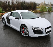 Audi R8 Hire in Swansea