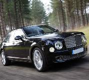 Bentley Mulsanne in Swansea