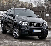 BMW X6 Hire in Swansea