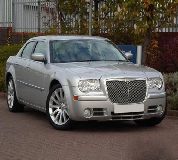 Chrysler 300C Baby Bentley Hire in Swansea