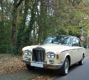Duchess - Rolls Royce Silver Shadow Hire in Swansea