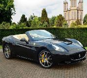 Ferrari California Hire in Swansea