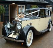Grand Prince - Rolls Royce Hire in Swansea