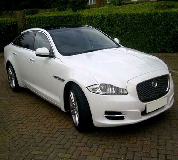 Jaguar XJL in Swansea