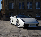 Lamborghini Gallardo Hire in Swansea
