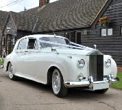 Marquees - Rolls Royce Silver Cloud Hire in Swansea