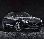 Maserati Quattroporte Hire in Swansea