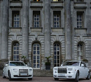 Phantom and Ghost Pair Hire in Swansea
