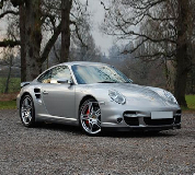 Porsche 911 Turbo Hire in Swansea
