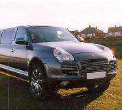Porsche Cayenne Limos in Swansea