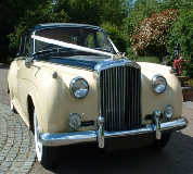Proud Prince - Bentley S1 in Swansea