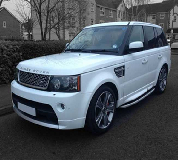 Range Rover Sport Hire  in Swansea