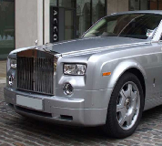 Rolls Royce Phantom - Silver Hire in Swansea