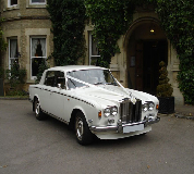 Rolls Royce Silver Shadow Hire in Swansea